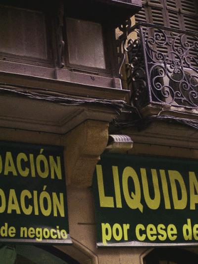 Liquidación por cese de negocio - Bilbao